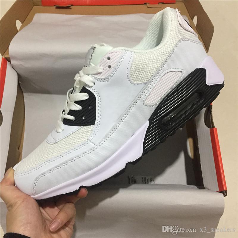 Acheter Nike Air Max 90 Hommes 87 90 KPU 1 Ultra OG QS USA Camo Chaussures De Course Mode Street Culture Intérieur Sports De Plein Air De Haute