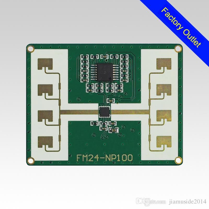 2019 FM24 NP100 24GHz Microwave Radar Sensor Module Motion Sensor Distance  Detector 24GHz Demo FMCW From Jiamuside2014, $67 33 | DHgate Com