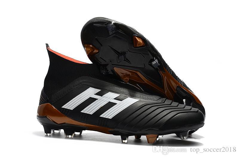 FG Outdoor Soccer Shoes Mens Slip On
