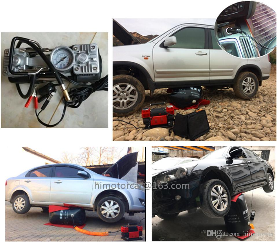 4 Ton Exhaust Air Lifting Jack for OFF-ROAD VEHICL for Large// medium-sized SUV