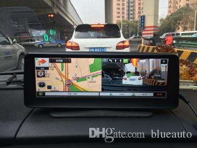 8 Inch 3G Android Car DVR Camera Rear View Mirror GPS Bluetooth WiFi Car Rearview monitor