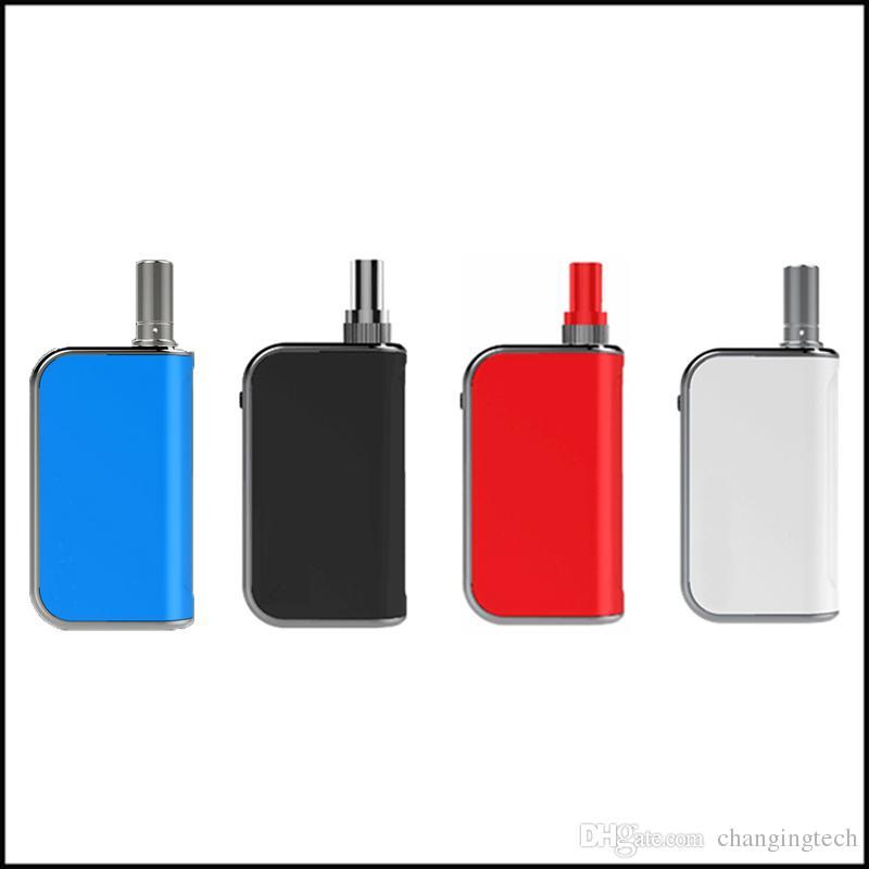 Mod de caja de imán de batería Vape Komodo C5 con precalentamiento y ajuste de voltaje variable para cartuchos de aceite grueso de Cito Pro