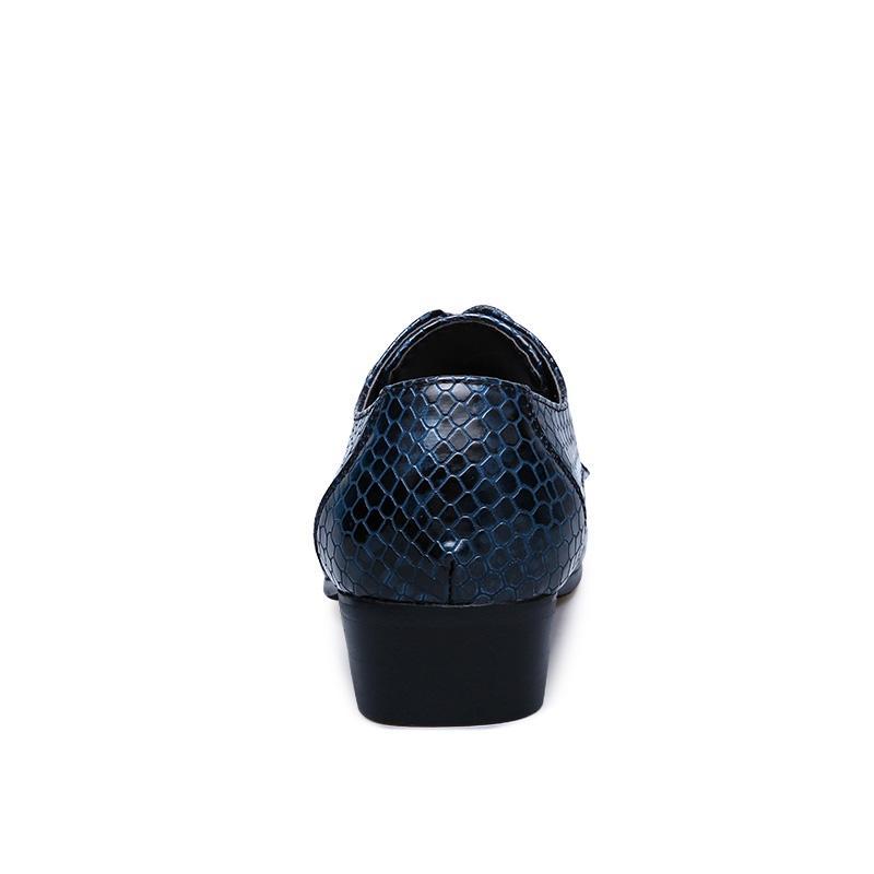 BAOLUMA Männer Schuhe Luxus Marke Künstliche Leder Casual