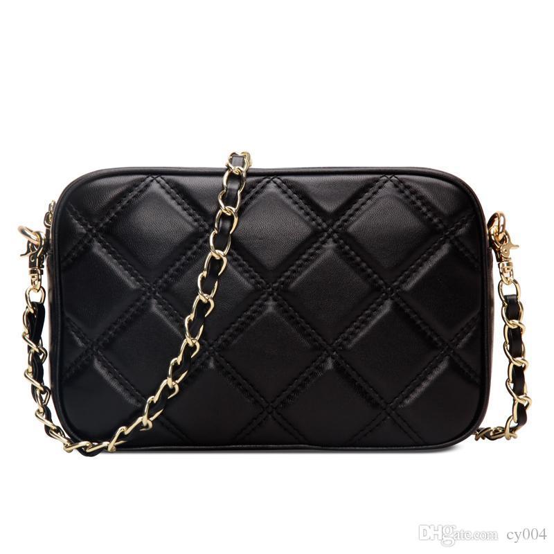 Hakiki Deri Mini crossbody çanta kadın Haberci çanta Marka tasarım yaz küçük moda Zincir kadın omuz çantası