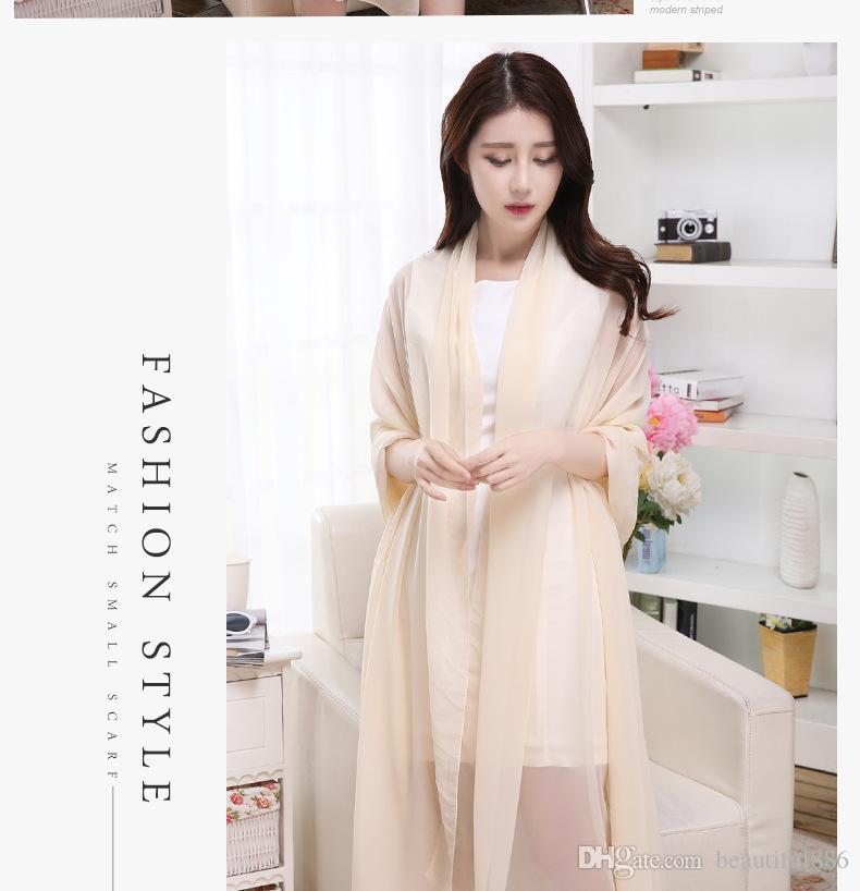 Primavera verão outono longo cachecol Hangzhou 200 * 150 cm cachecol de cashmere chiffon Tamanho Grande Das Mulheres Novo Estilo de Moda Senhoras Longo Xaile