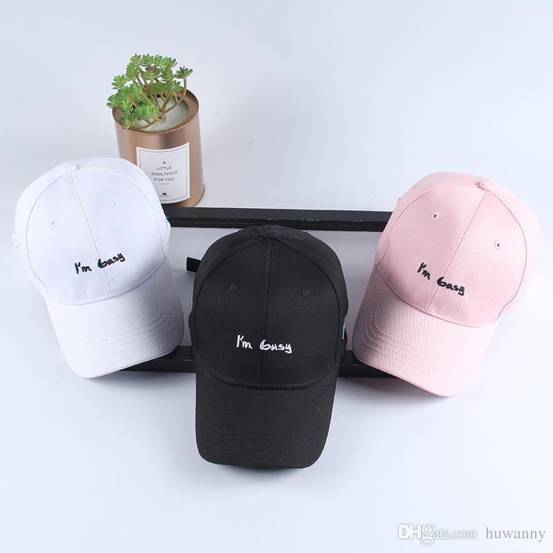 Bayanlar Beyzbol Şapka Kap Yeni Moda Açık Güneşlik Spor Şapka Casquette Doruğa Ayarlanabilir Toptan Ücretsiz Nakliye Caps 0722WH