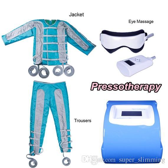 1 zayıflama güzellik aleti kullanılan ağırlık ekipman kızılötesi Pressotherapy lenfatik zayıflama cihazı lenfatik makinesinde Pressotherapy 3