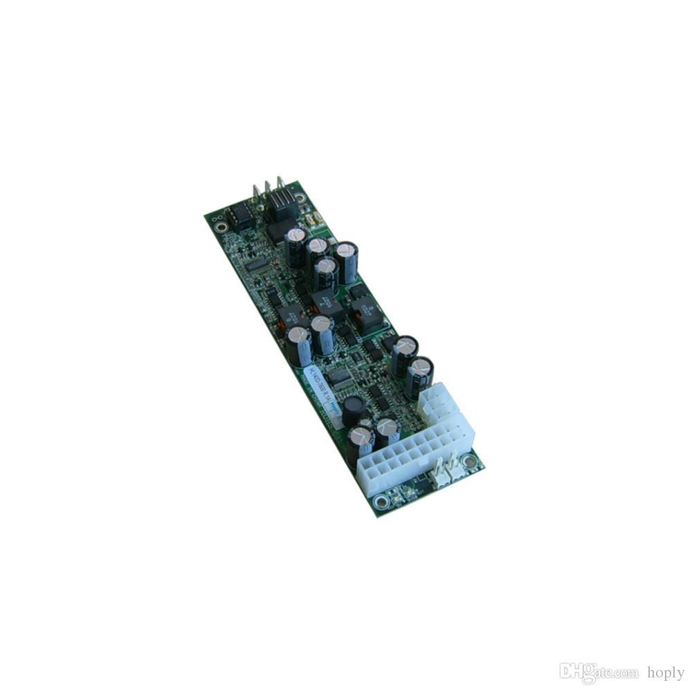 140W HL140D-7600 6-30V الإدخال واسعة التيار الكهربائي للكمبيوتر السيارة، وأجهزة الكمبيوتر الصناعية، IPC PSU، DC / ATX الذكية PSU، قارب PC التيار الكهربائي