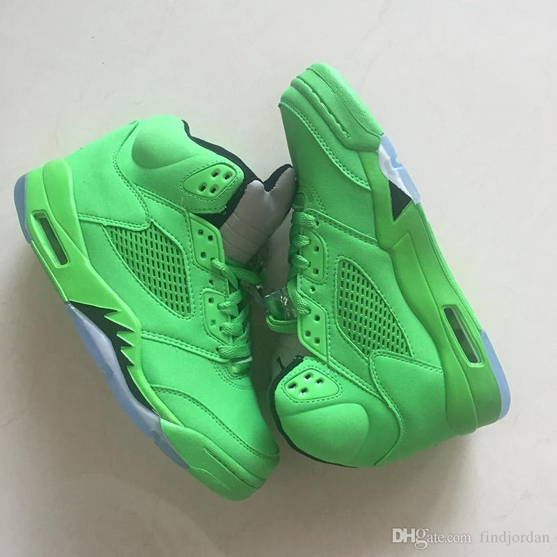 Emerald Green Athletic Sneakers