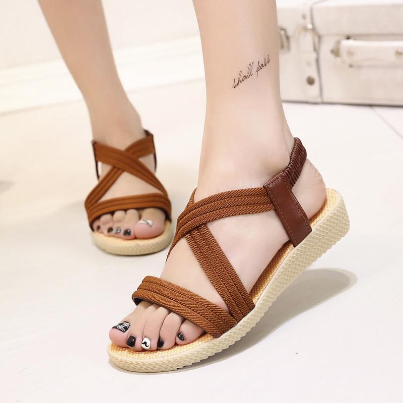 Women Sandals 2018 Hot Sale Bohemia