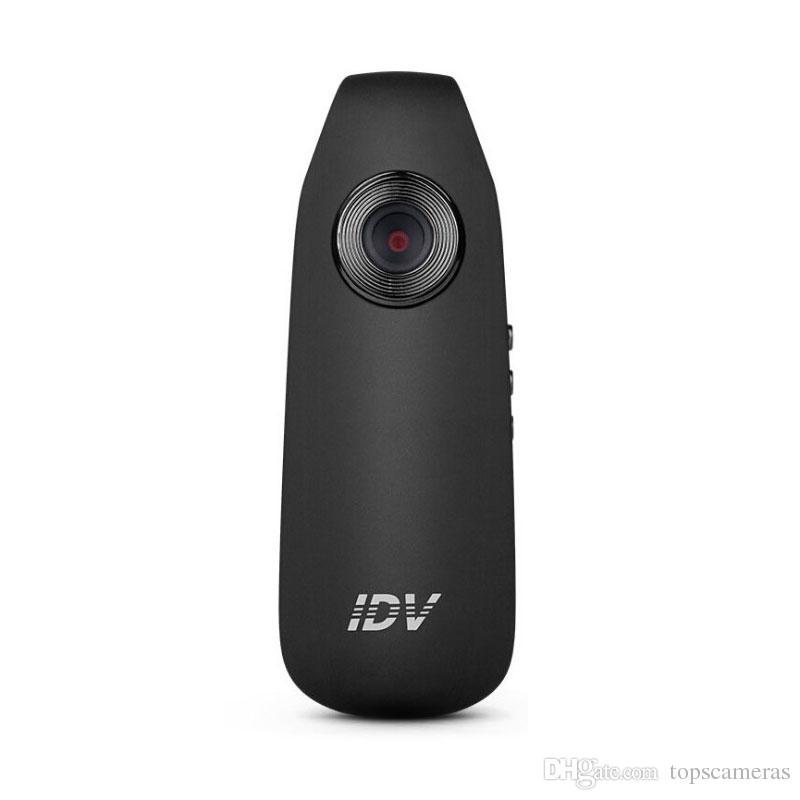 Câmera portátil de 1920x1080p completa, mini gravador de vídeo e câmeras de segurança de segurança de voz Surevillance com detecção de movimento DV Cam