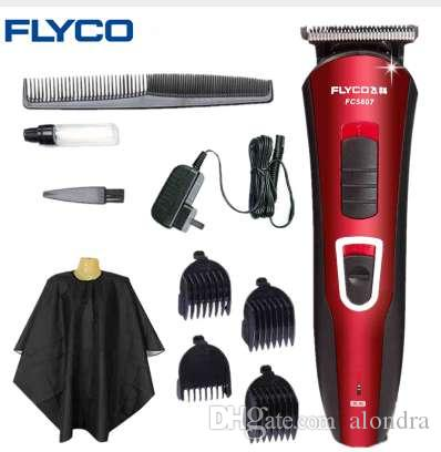 FLYCO Professional Hair Clipper Hair Trimmer Shaver Household electric hair clipper adult razor Haircut Styling Tools FC580