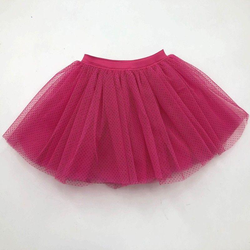 New Fashion Sparkle Dots Tutu per neonato Princess Tulle Tessuto 3 strati Tutù per bambini Tutu per bambini