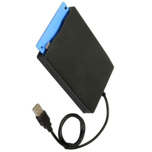 """Freeshipping USB Harici Taşınabilir PC Laptop Için 1.44Mb 3.5 """"Disket Sürücü Disket FDD"""