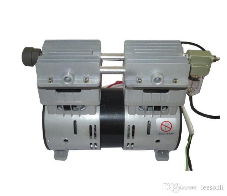 Jiutu High Quality Type Small oil less Vacuum Pump for Laminating Machine and Broken LCD Screen Separator Machine