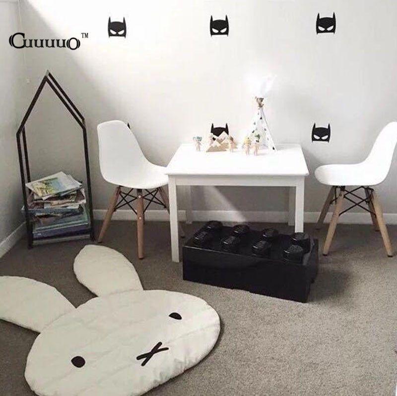 Crawling Blanket Carpet Floor Baby Play Mats //Children Room Decor 106*68cm