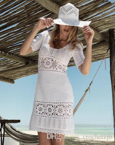 100% Handmade summer crochet dress,short-sleeved dress,cozy clothing,gift ideas,beach dress,cotton,viscoze