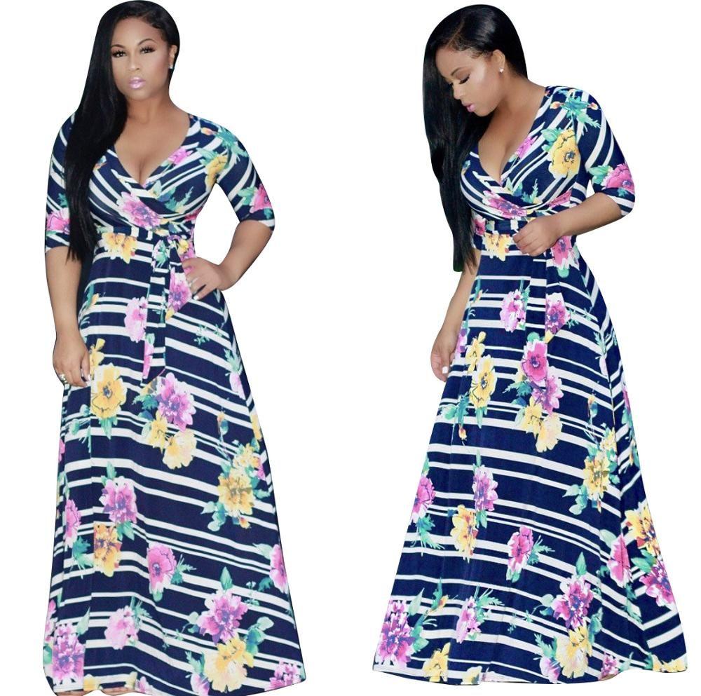 Sari India Limited 2017 Sari Dresses Dress 2017, Selling New Explosive Paragraph, Europe And America Fashion Sexy Print