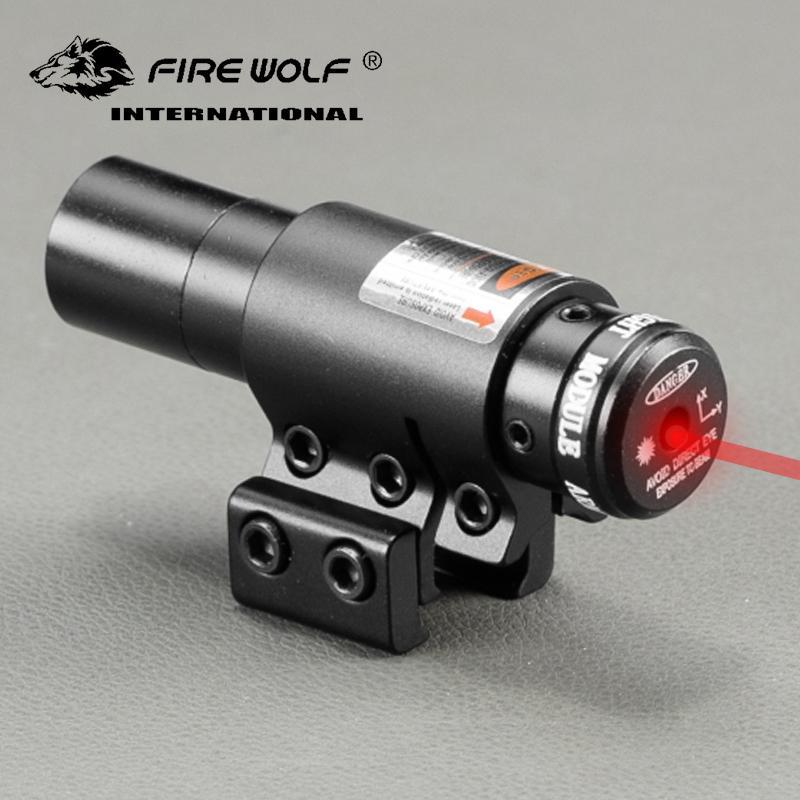 전술적 인 빨간 점 레이저 시력 범위 에어건 소총 위버 Adjustable 11 / 20mm Picatinny Rails Mount Rail for Airsoft