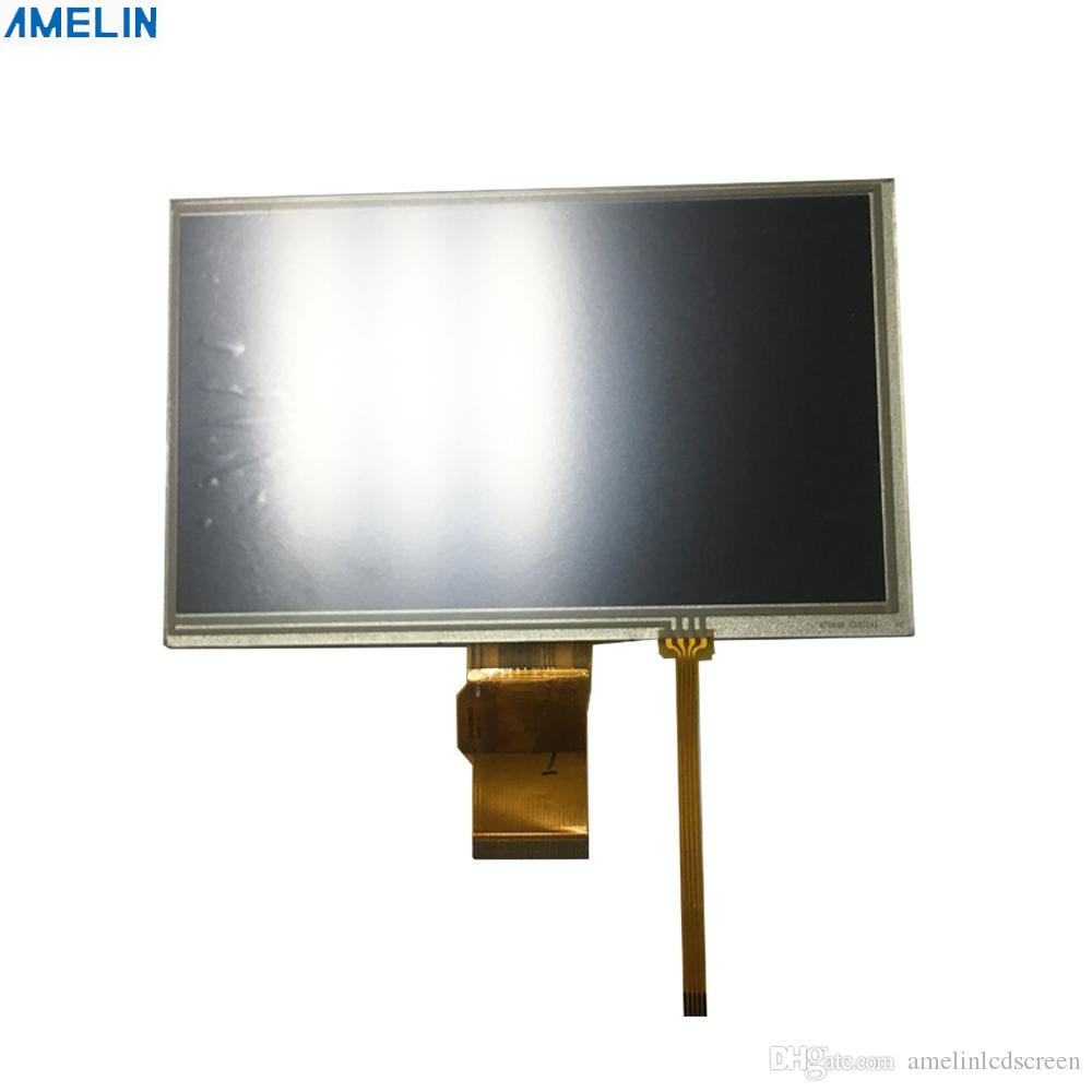 7 inch 800*480 TFT LCD module display RGB-24BIT EK9716 Driver IC screen with resistive touch screen