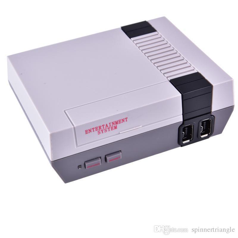Jogo TV Video Handheld Console mais novo Entertainment System Para 500 New Edition Modelo Mini Consolas livre DHL.