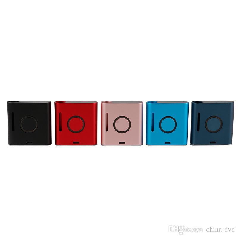 VapMod Vmod VV Box Mod 900mAh аккумулятор испаритель Vape Pen переменное напряжение Моды комплект для 510 резьба картридж 100% оригинал