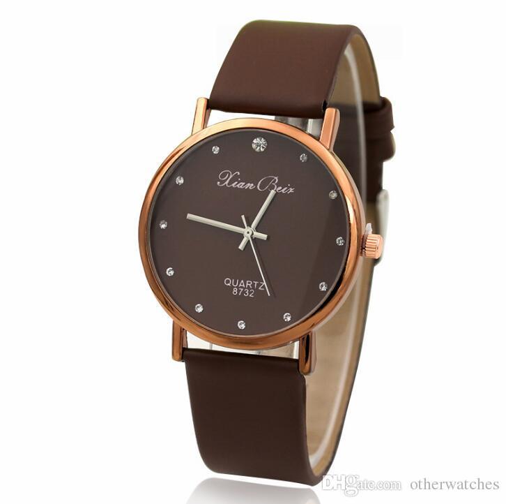 Diamond Dial lady watch взрослый сплав ремешок часы леди мода таблица наручные часы