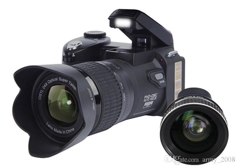 2018 -New PROTAX POLO D7100 كاميرا رقمية 33MP كامل HD1080P 24X زووم بصري التركيز التلقائي المهنية كاميرا