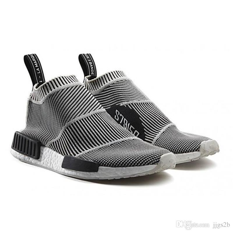 new arrival d0744 8f6a2 HOT Nmd City Sock Men Women Shoe,Men NMD City Sock PK Core Black Vintage  White Ftwr White Casual Sports Shoes S79150 Footwear Kids Pumps Shoes Munro  ...