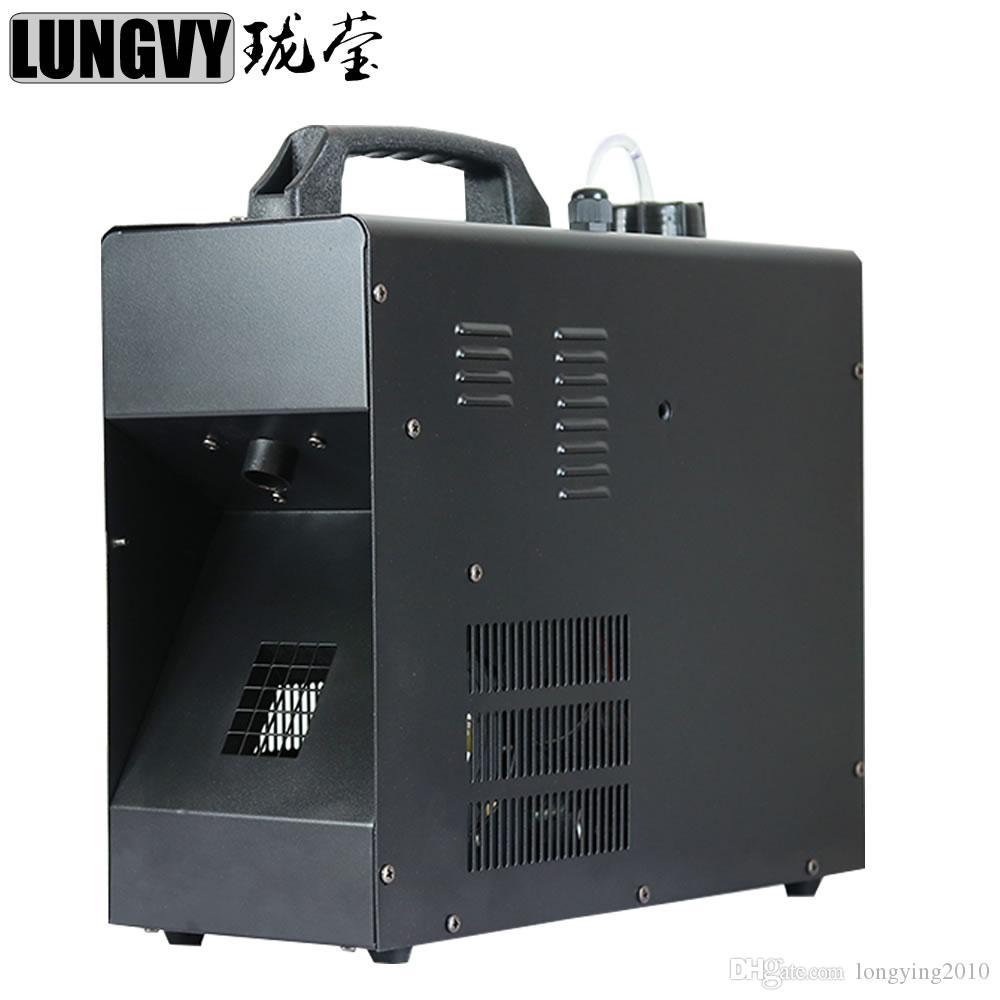Liberi la macchina di fumo della nebbia della nebbia della foschia di capacità di trasporto 1500W con la fase remota delle luci di DMX512