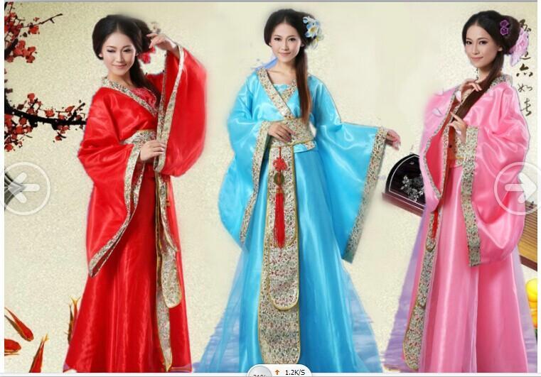 В 2018 году в мастерской гучжэн в элегантном и крупномасштабном костюме выступили платье императорской наложницы из сказочной женщины, китайское платье и танец.