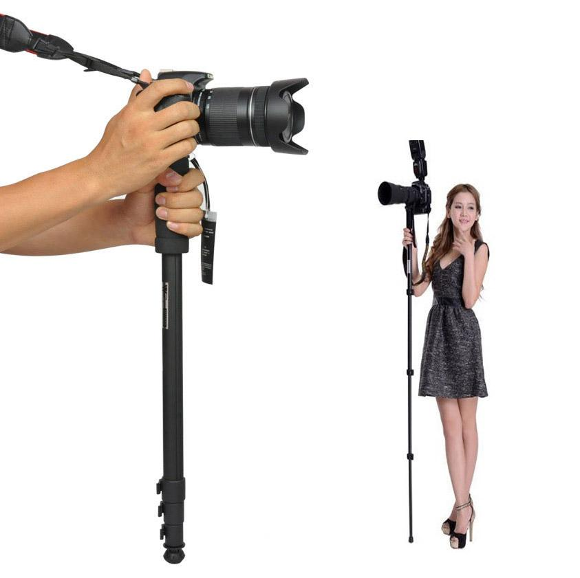 "171CM 67"" Professional Tripod Camera Monopod WT-1003 for Nikon D3200 D3100 D3000 D4 D80 D800 D7000 D5100 D5000 SLR Lightweight"