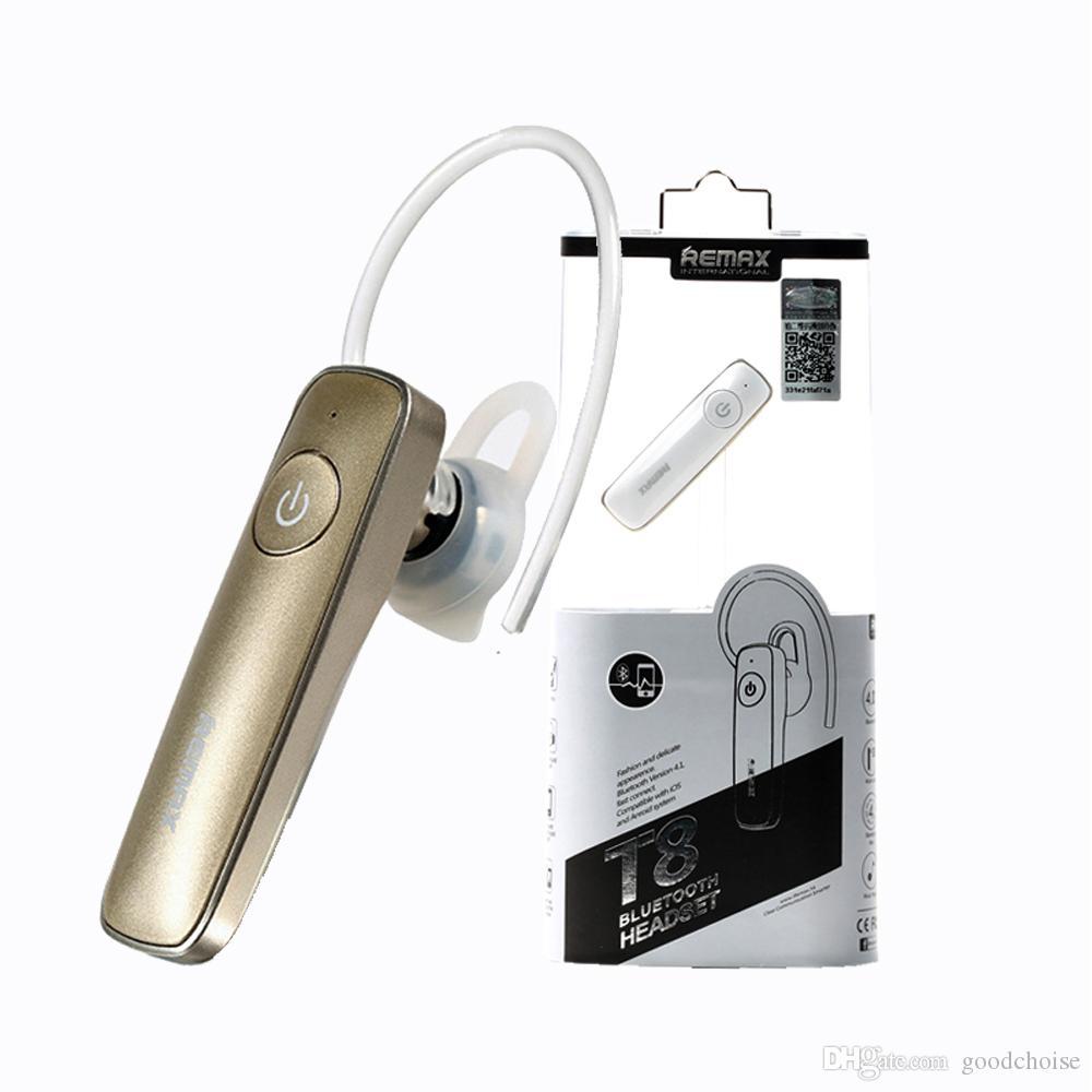 ريماكس T8 بلوتوث 4.1 الرياضة سماعات سماعات رأس لاسلكية سماعات سماعات Outtdoor الرياضة سماعات للحصول على الهواتف الذكية