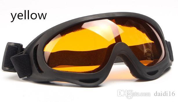 Óculos de proteção de areia areia óculos de proteção óculos de esportes ao ar livre óculos óculos de sol poeira