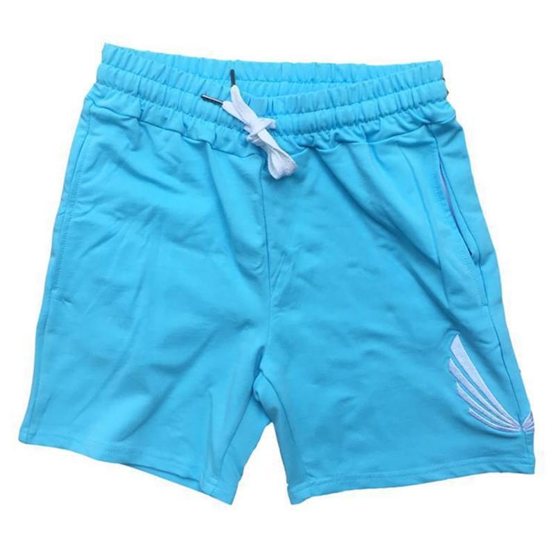 2018 New Mens Hot Sale Casual Praia Shorts Homme Qualidade Confortável Cordão Da Cintura Roupas de Marca Treino Basculador Sweatpants