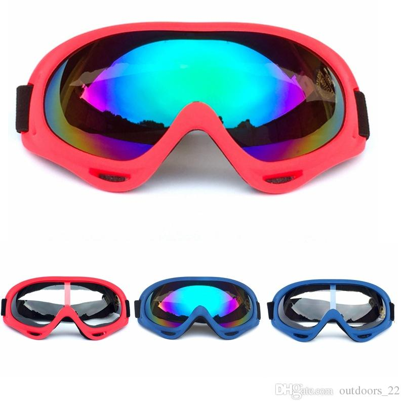 Goggles riding motorcycle sports goggles X400 windshield fans tactical equipment ski glasses