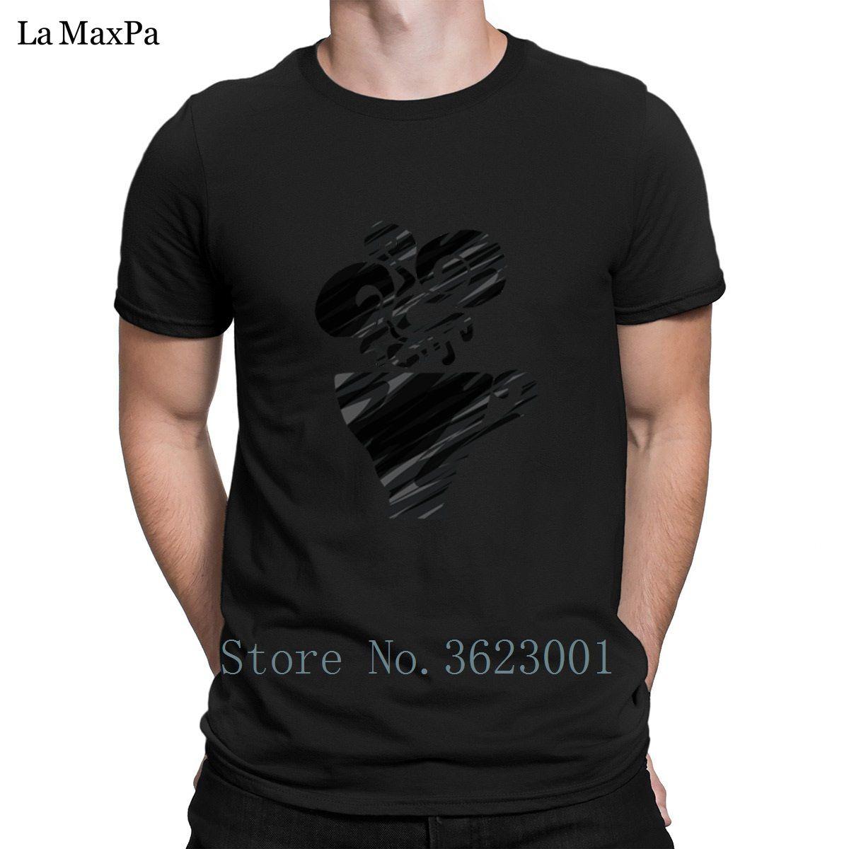 Create Classic Men's Tshirt Black Tea Tee Shirt For Men Spring T-Shirt Mens Funky T Shirt Euro Size S-3xl Hot Sale