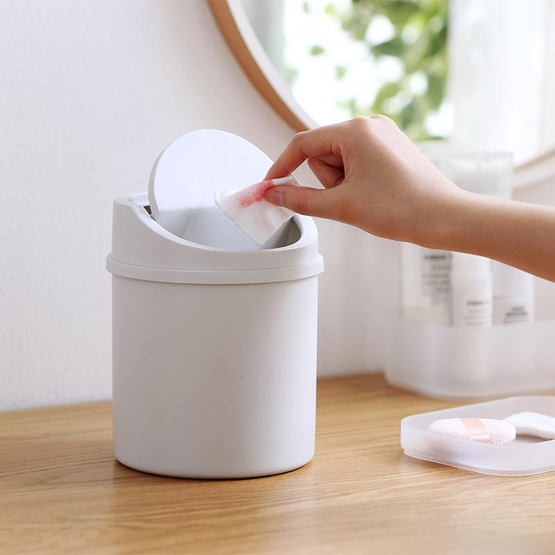 2020 Cute Mini Small Waste Bin Desktop Garbage Basket Table Home Office Trash Can 15 Mini Garbage Bags From Yangyang950514 22 53 Dhgate Com