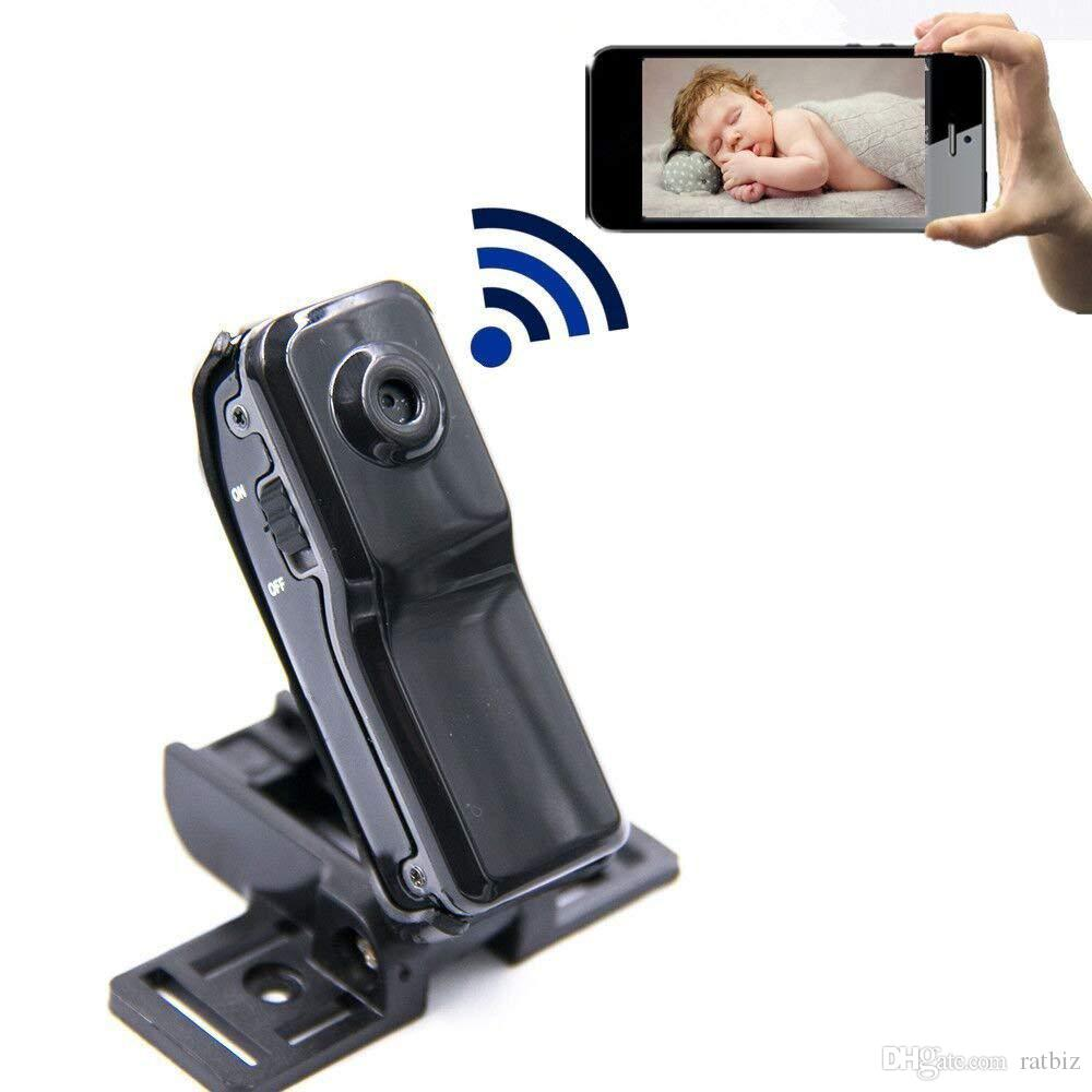 8GB memory built-in WiFi IP P2P Mini DV Camera * WiFi Function: Yes, remote monitoring by PC, Smartphone at anytime anywhere Cam PQ218