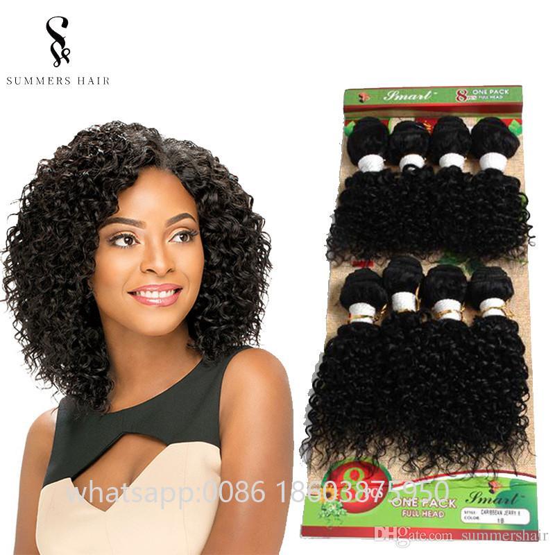 2019 Unprocessed Virgin Afro Kinky Curly Hair Brazilian Hair Weave Bundles Short Ombre Hair Human Weave Curly Hairs Bundles Us From Summershair