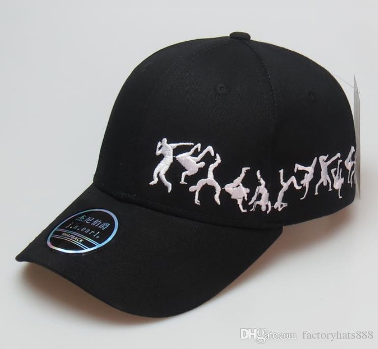 2018 Homme de la mode logo Casquettes de baseball à casquette de baseball discount Casquettes sport ajustables Remise Mix Order