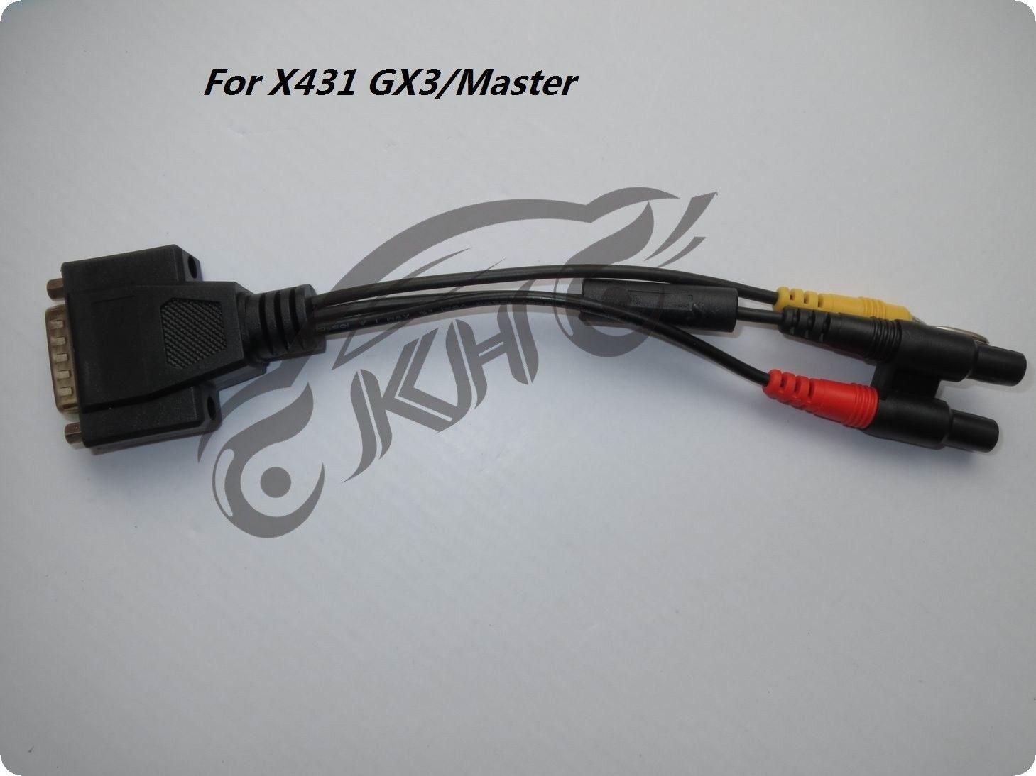 100 ٪ الأصلي لإطلاق X431 UNIVERSAL -3 موصل UNIVERSAL-3 ل GX3 ماستر