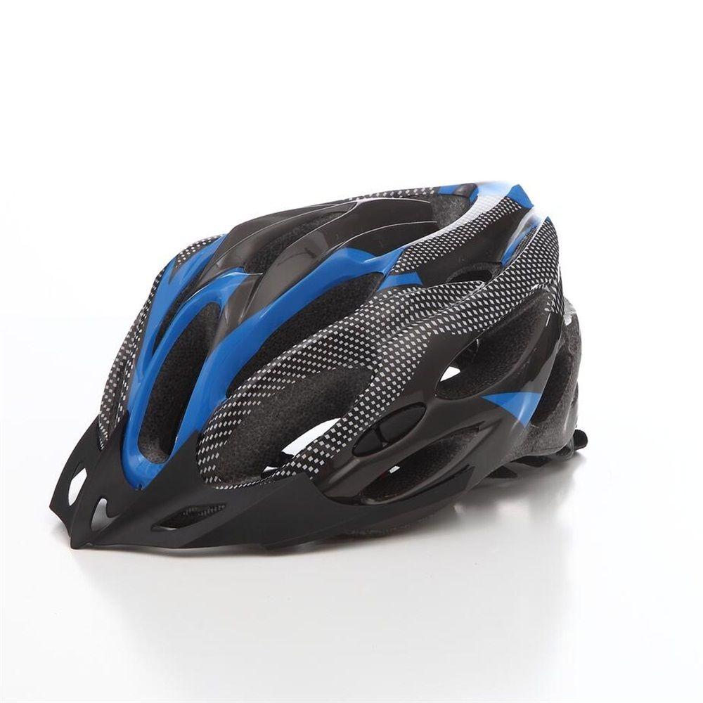100% de marca NUEVO T - A021 Casco de bicicleta Ciclismo Adulto Unisex Equipo de seguridad ajustable con visera