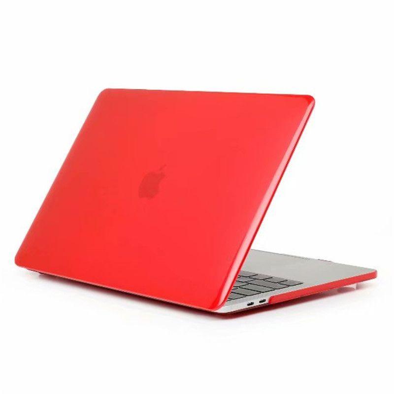 Temizle Kristal Anti Scratch Hard Case Kapak Için Macbook Pro 15.4 A1286 Macbook A1286 Için Laptop Kılıfları