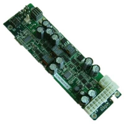 100W Mini-ITX DC / DC مزود الطاقة مع ITPS للحواسب الصناعية المضمنة PC Car PC POS ، إدخال 6-36VDC ، خرج ATX 100W