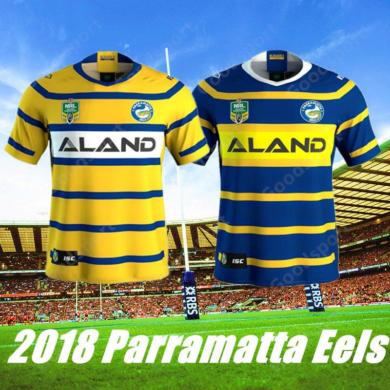 2020 2018 New Coming Parramatta Eels Rugby Jersey All Blacks Shirt Teams Sport Hot Sale Wholesale Cheap Jerseys Present Gift 19 From Goodbuysports 27 42 Dhgate Com