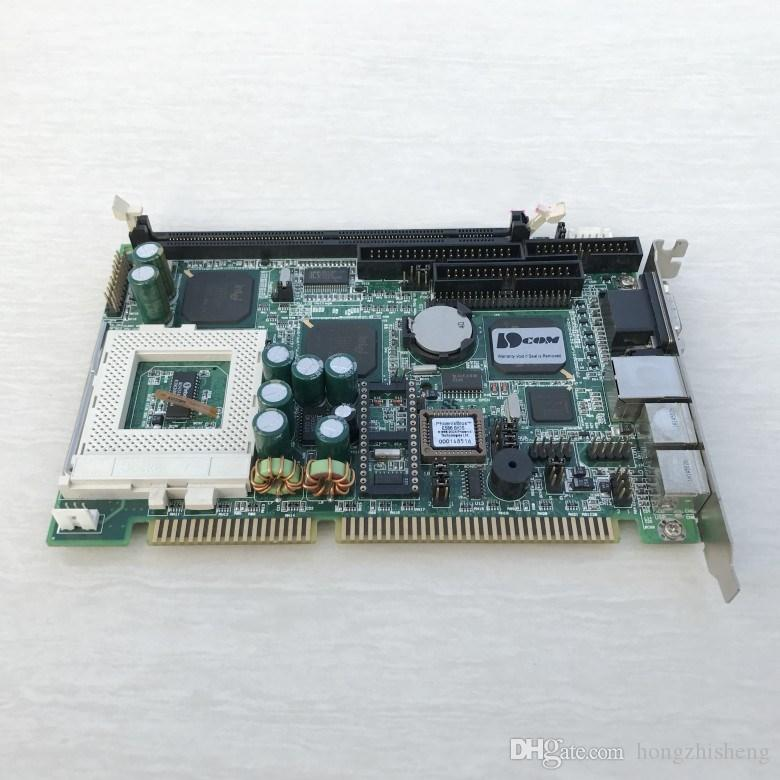 Original NuPRO-595 REV.B1 industrial motherboard will test before shipping