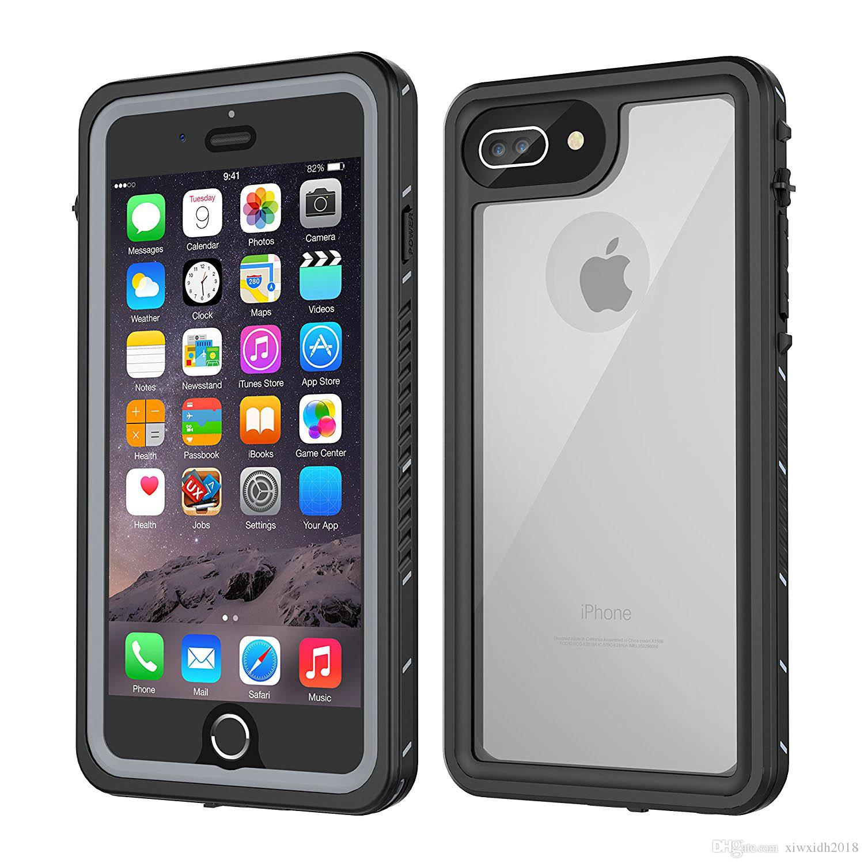 Custodia rigida impermeabile per IPhone 7 / 8 DUCATI 821