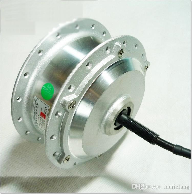 Электрический безщеточный мотор 24V/36V 250W мощный электрический велосипед eBike передний мотор эпицентра деятельности быстрый ход для мотора Youe переднего колеса