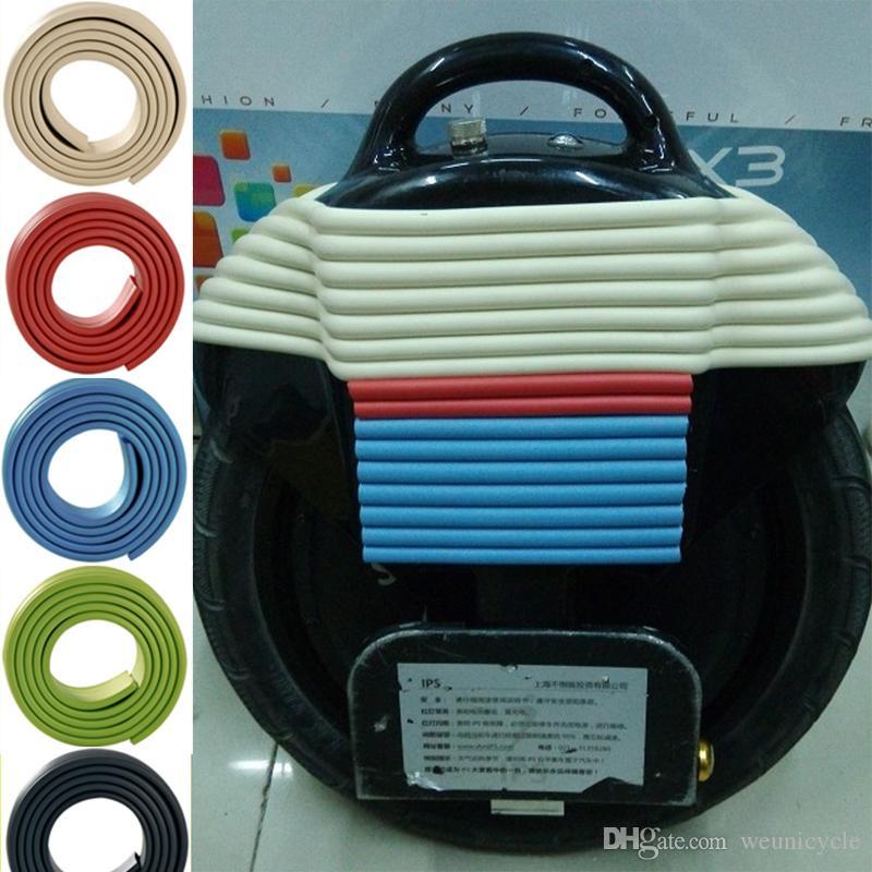 Elétrica protetores de espuma monociclo Ninebot Z10 GotWay Msuper X uma roda proteger pads scooter elétrico acessório de reposição